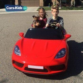 электромобиль – как способ научить ребенка ориентироваться в пространстве